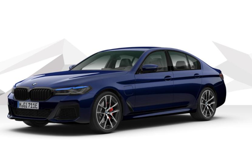 BMW 530e xDrive M Sport Edition G30 LCI 1 830x553