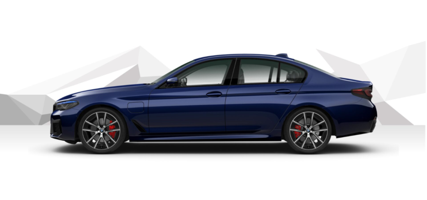 BMW 530e xDrive M Sport Edition G30 LCI 4 830x389