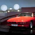 BMW 850i Convertible E31 prototype 1 120x120