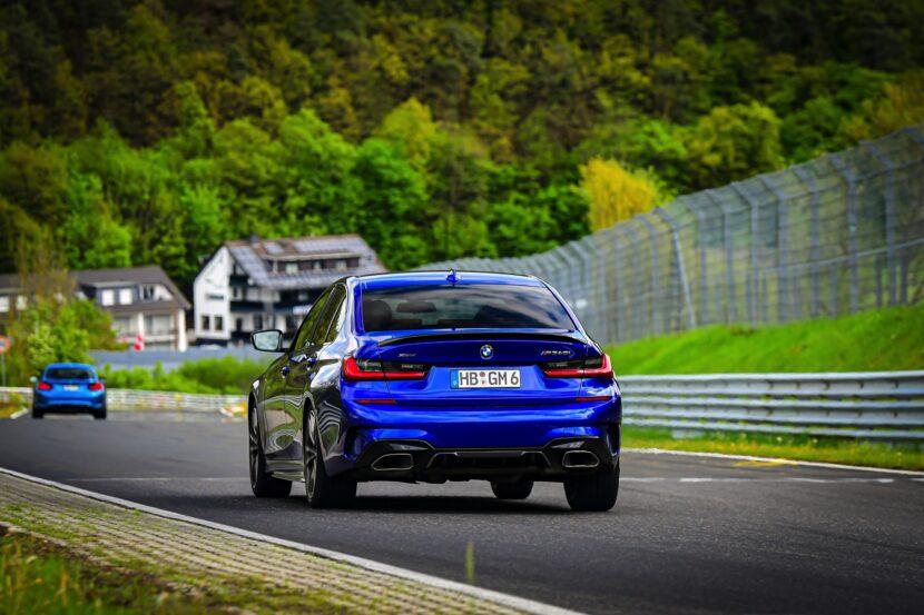 BMW M340i G20 Individual San Marino Blau 17 830x553