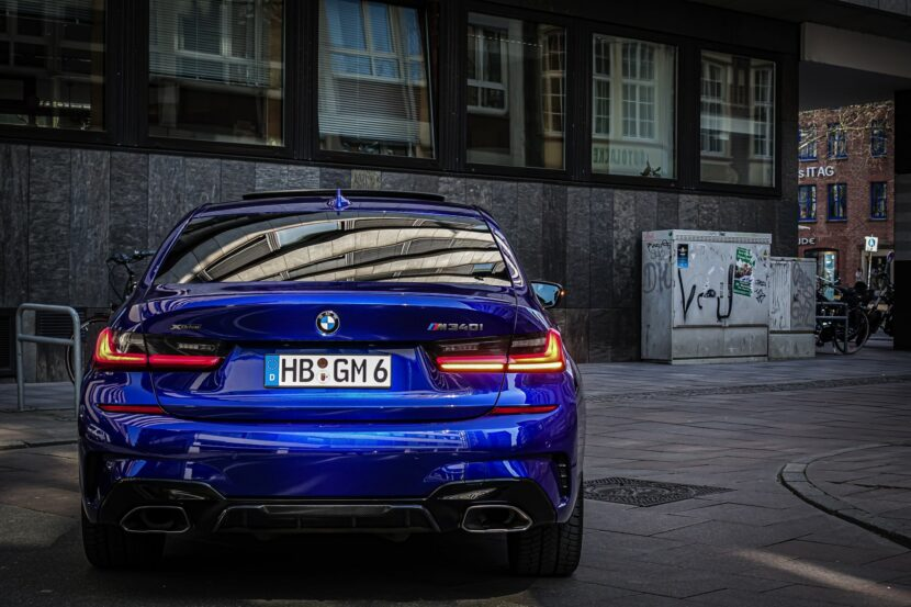 BMW M340i G20 Individual San Marino Blau 25 830x553
