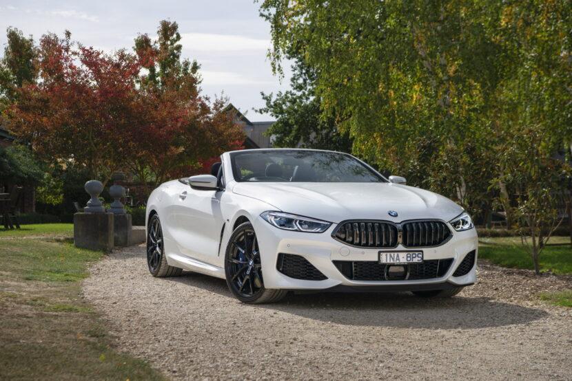 BMW M850i xDrive Convertible G14 AU 57 830x554