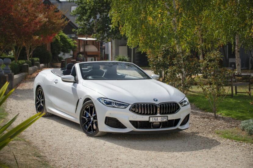 BMW M850i xDrive Convertible G14 AU 58 830x552