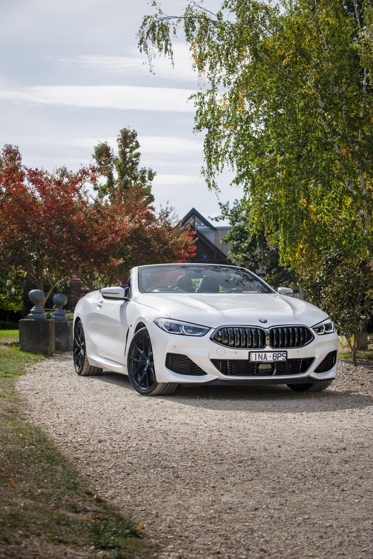 BMW M850i xDrive Convertible G14 AU 60