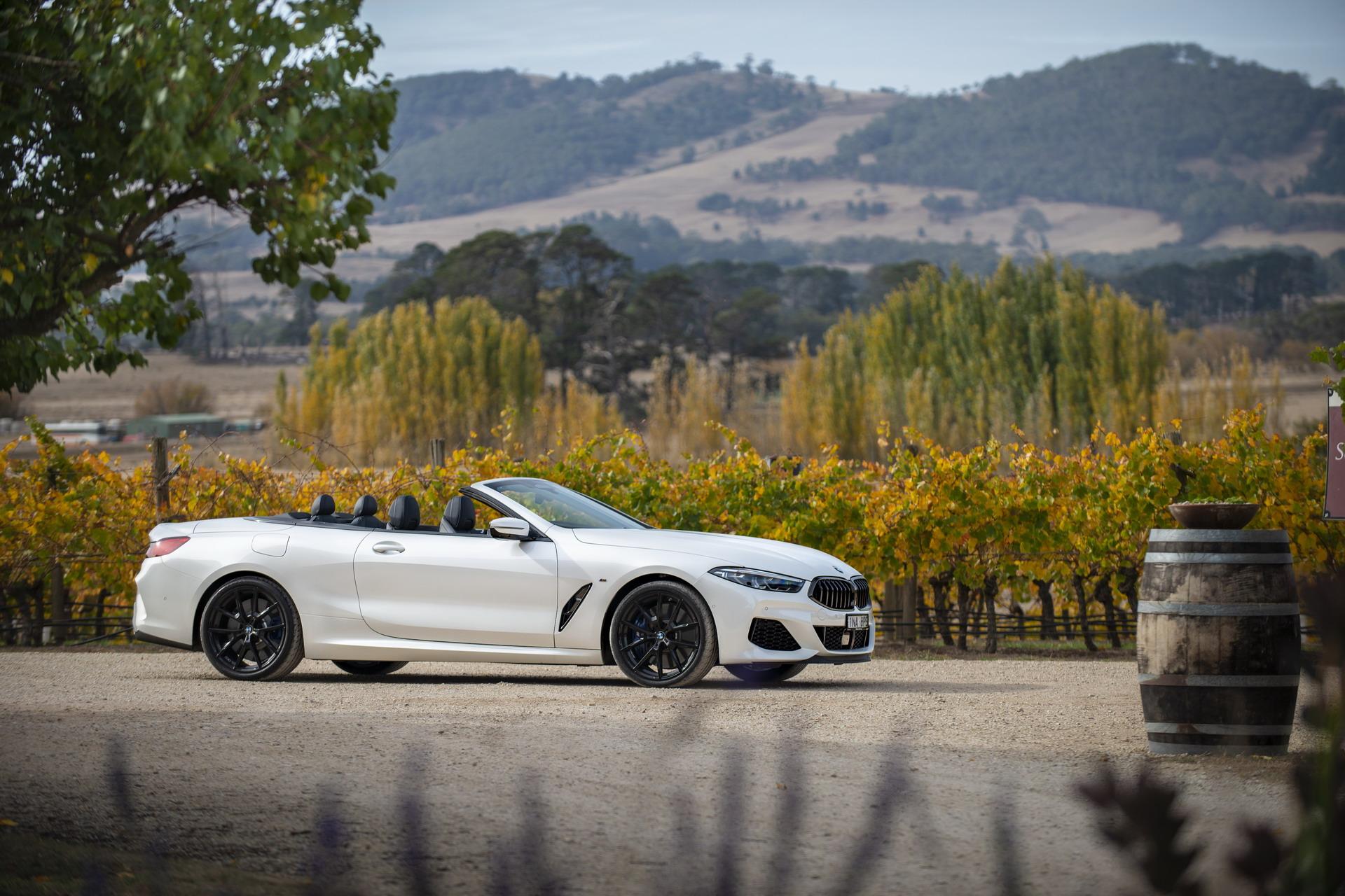 BMW M850i xDrive Convertible G14 AU 68