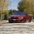 BMW M850i xDrive Coupe in Sunset Orange AU 55 120x120