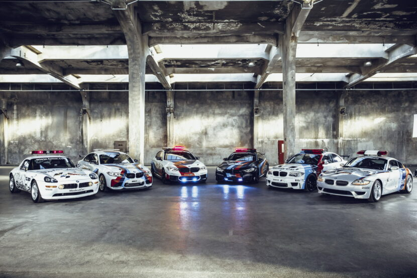 BMW MotoGP Safety Cars 830x553