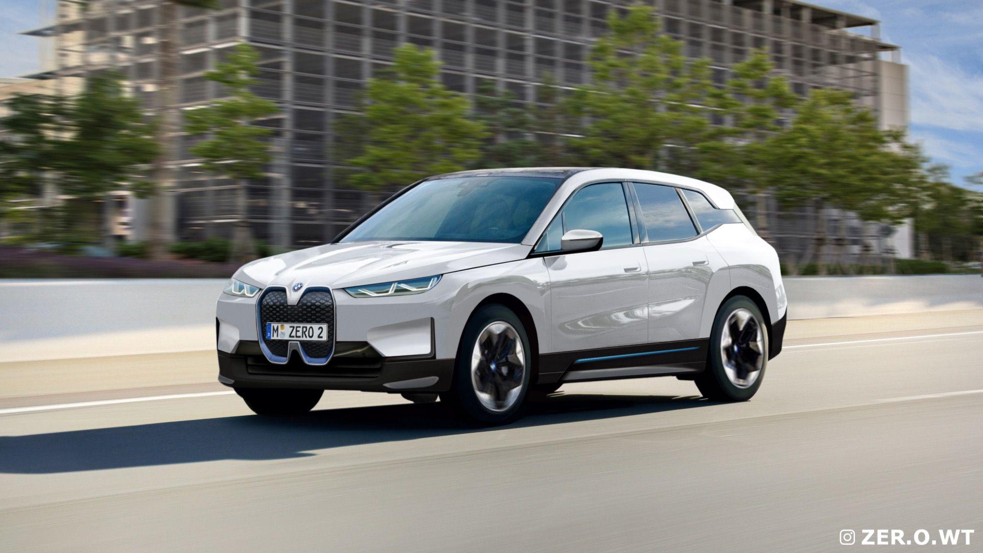 BMW iNext Rendering 01