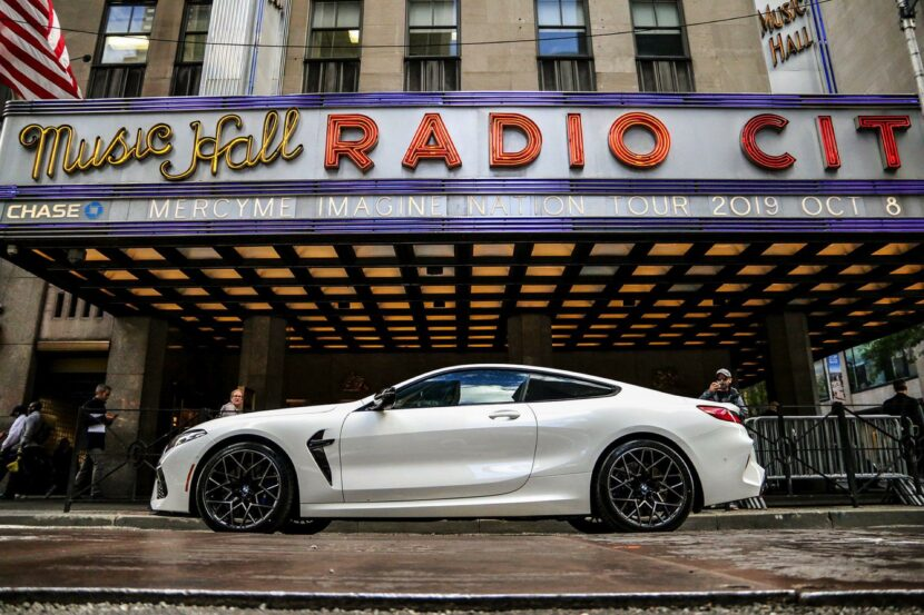 BMW m8 coupe new york 03 830x553