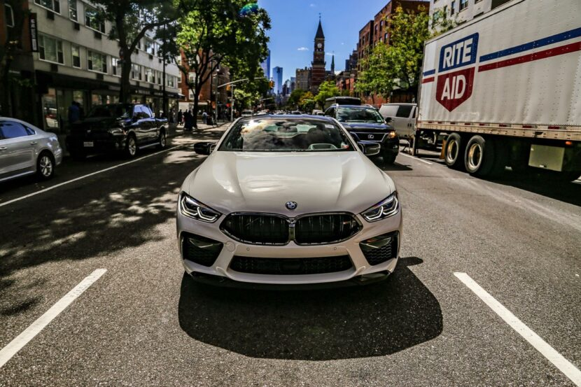 BMW m8 coupe new york 14 830x553