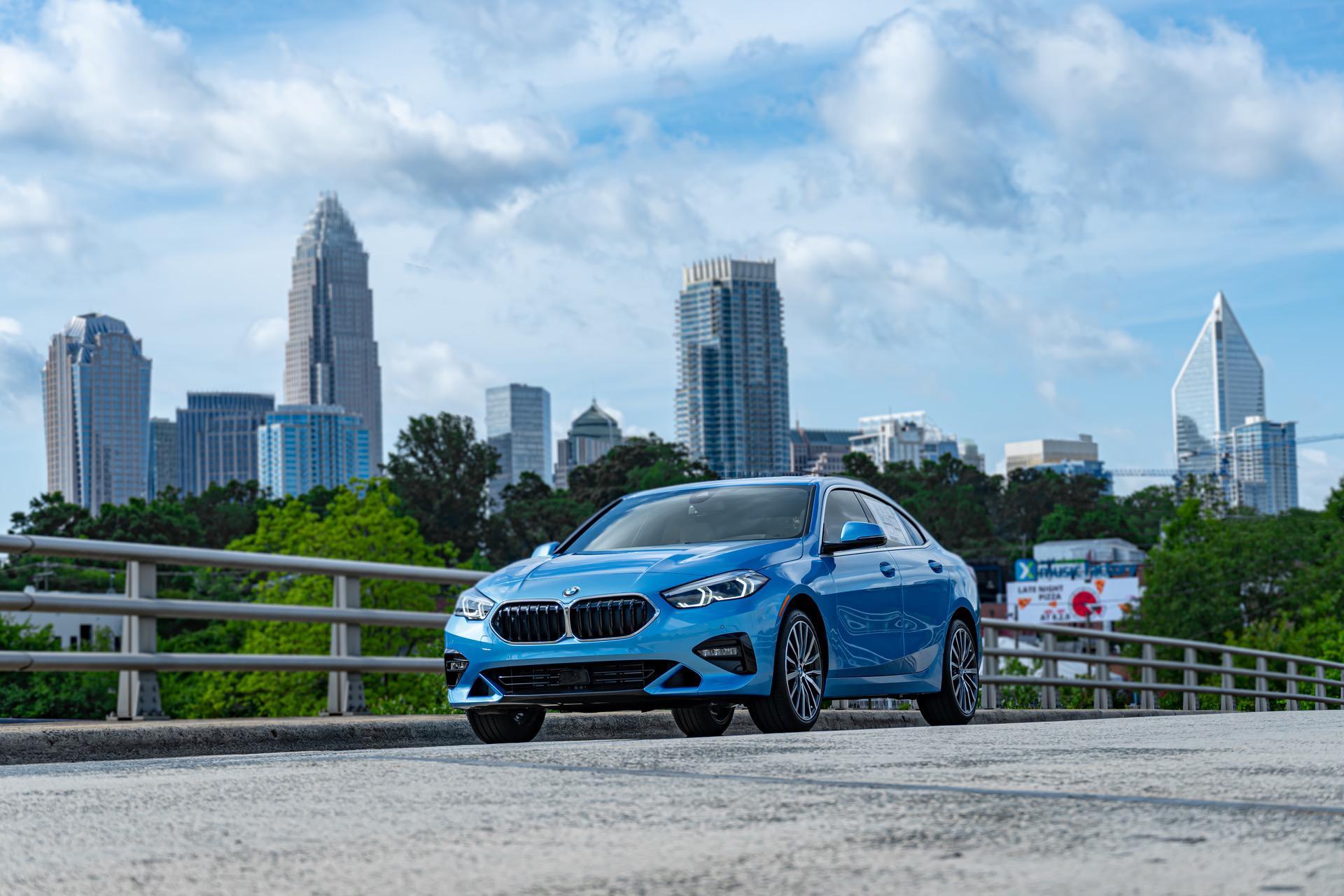 BMW228i Gran Coupe Sea Blue Metallic 00