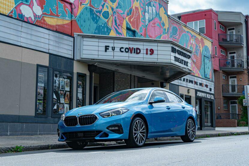BMW228i Gran Coupe Sea Blue Metallic 09 830x553