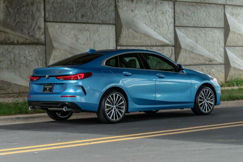 BMW228i Gran Coupe Sea Blue Metallic 10 830x553