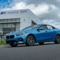 BMW228i Gran Coupe Sea Blue Metallic 13 120x120