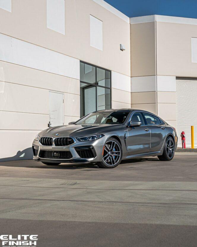 Donington Grey Metallic BMW M8 Gran Coupe 00 664x830