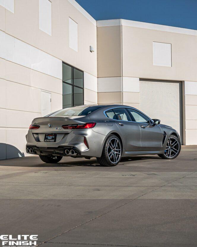 Donington Grey Metallic BMW M8 Gran Coupe 06 664x830