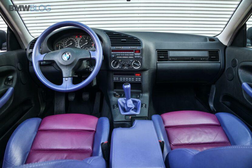 E36 BMW 325i Violet 08 830x553