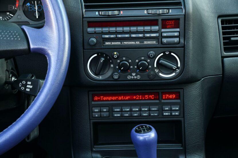 E36 BMW 325i Violet 10 830x553