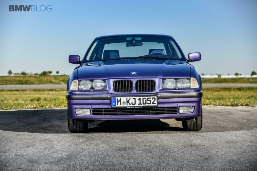E36 BMW 325i Violet 13 830x553
