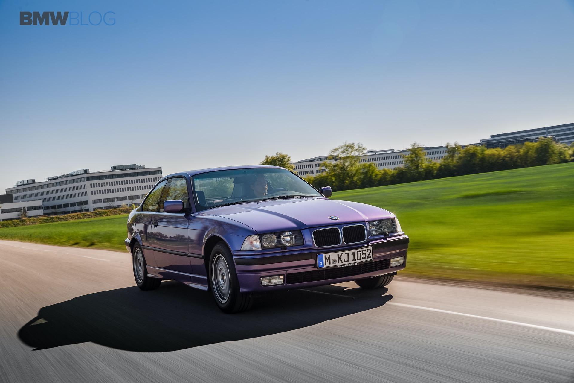 E36 BMW 325i Violet 20