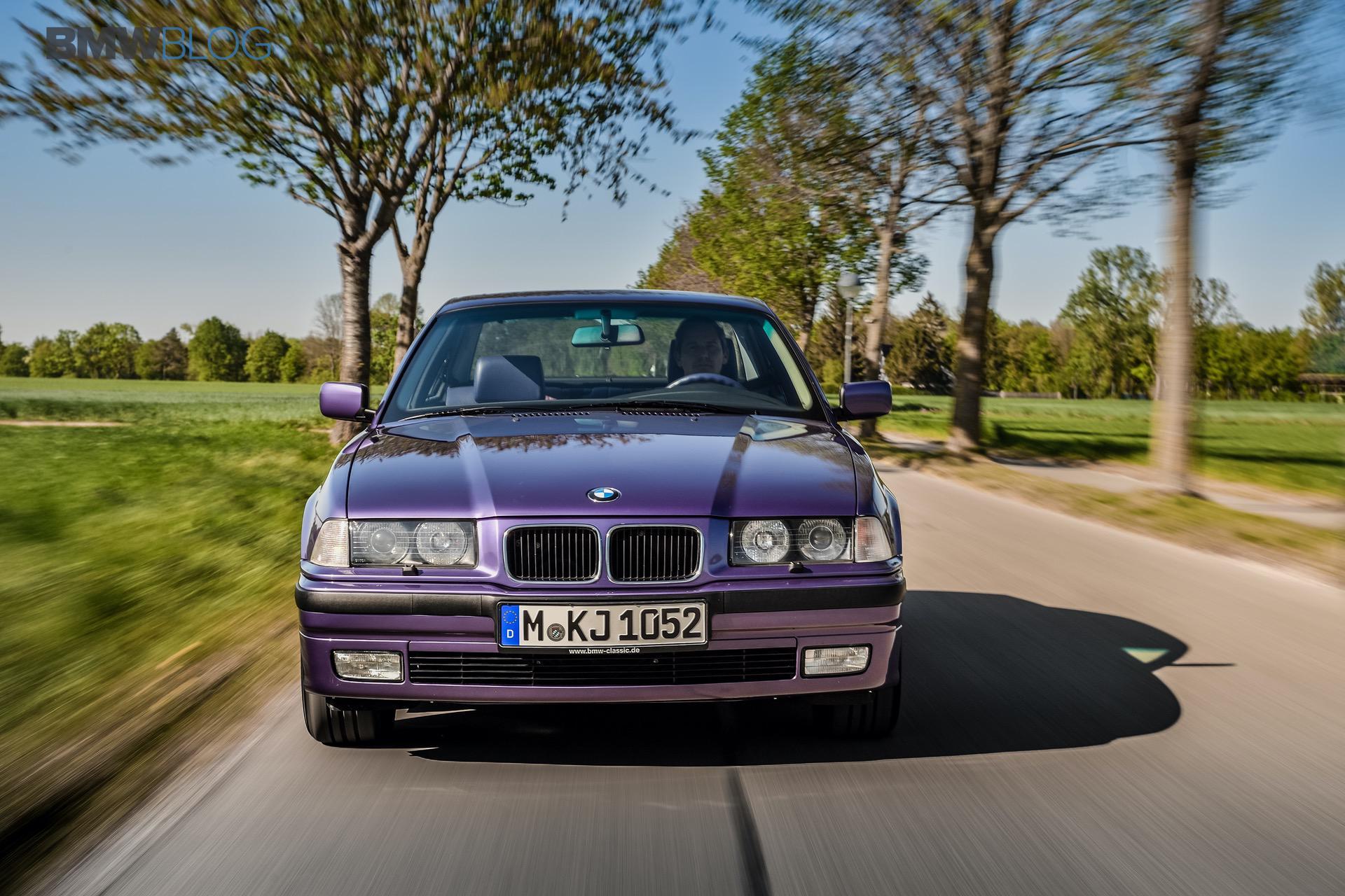 E36 BMW 325i Violet 22