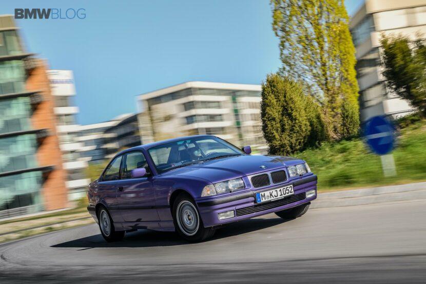 E36 BMW 325i Violet 27 830x553
