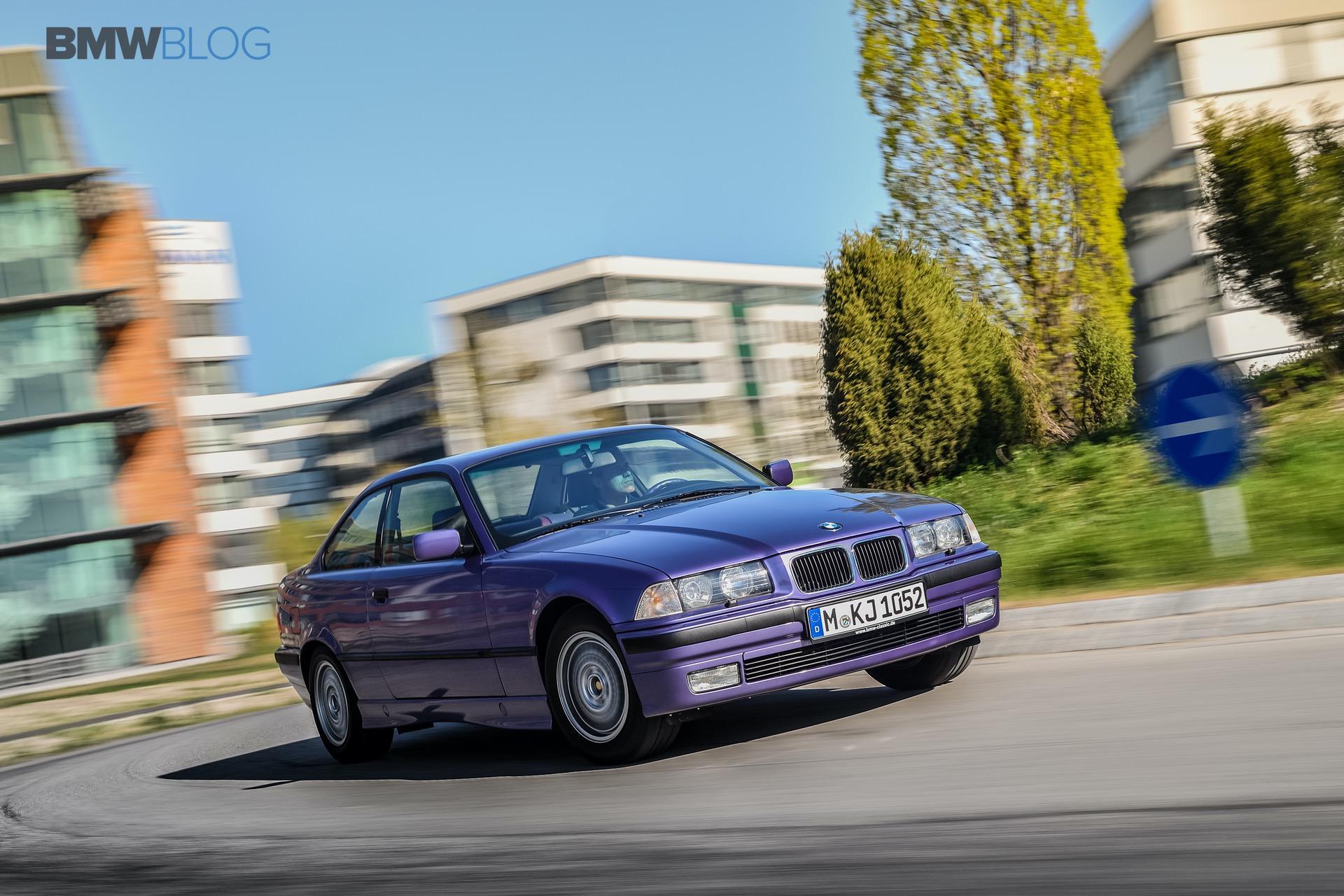E36 BMW 325i Violet 27