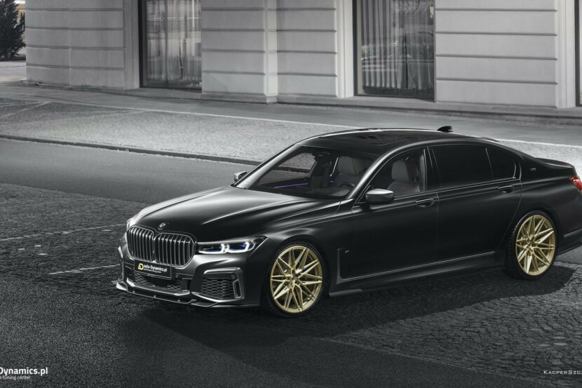 Frozen Black BMW M760Li xDrive 00 830x553