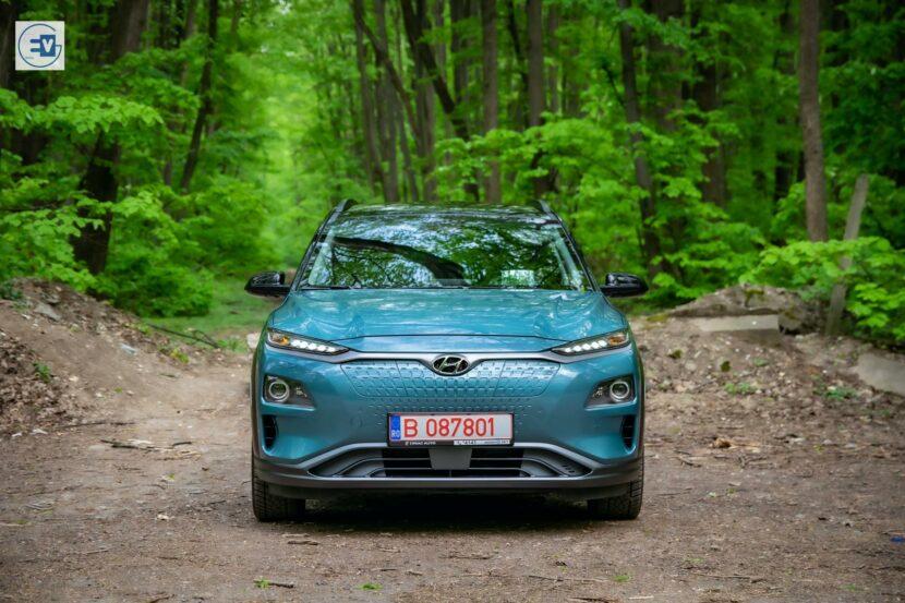Hyundai Kona test drive 29 830x553