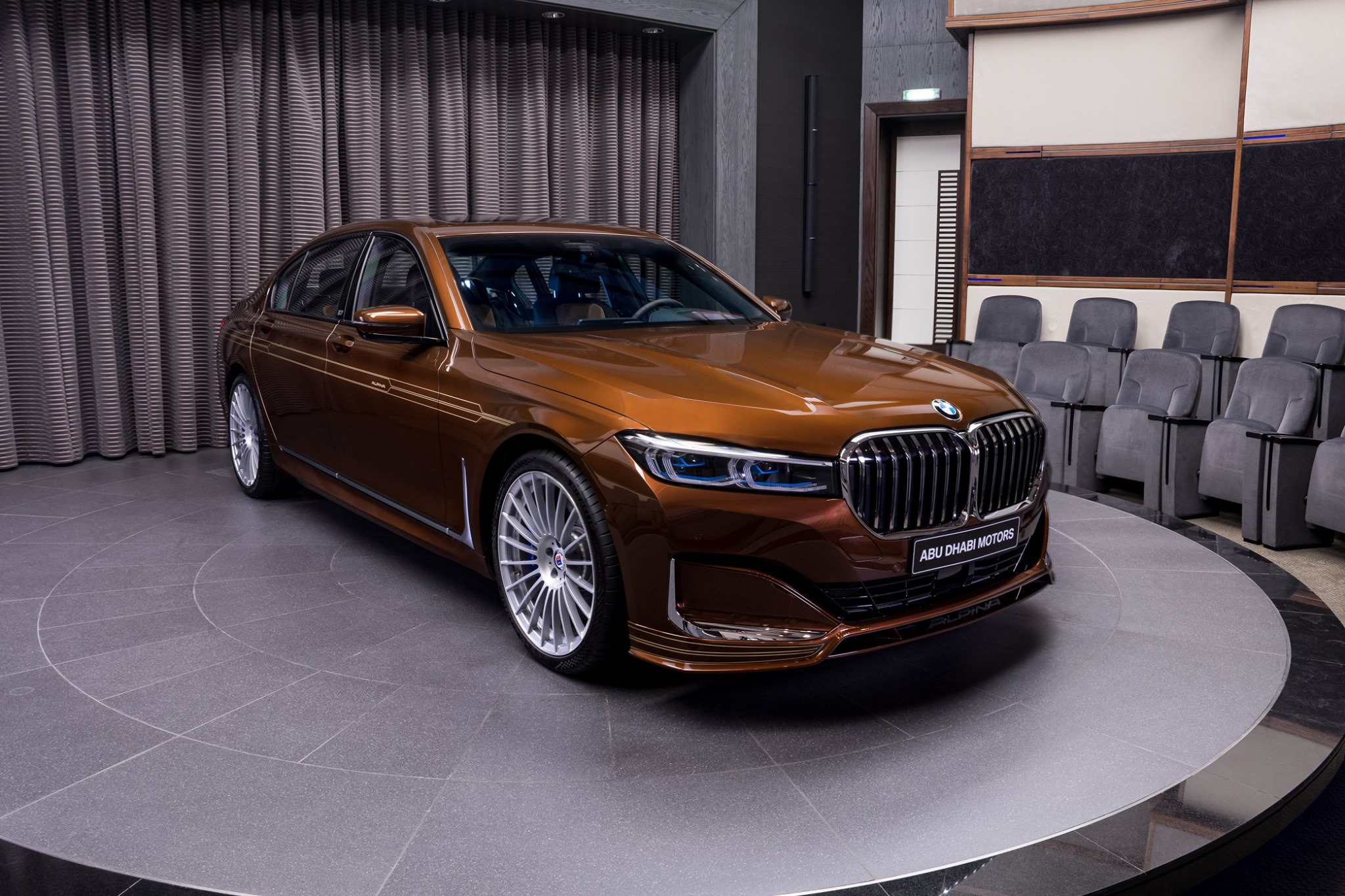 Picture BMW B7 Alpina 2021