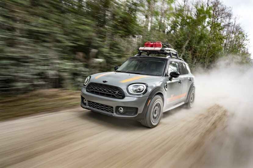 MINI Countryman X Raid 2020 00 830x553