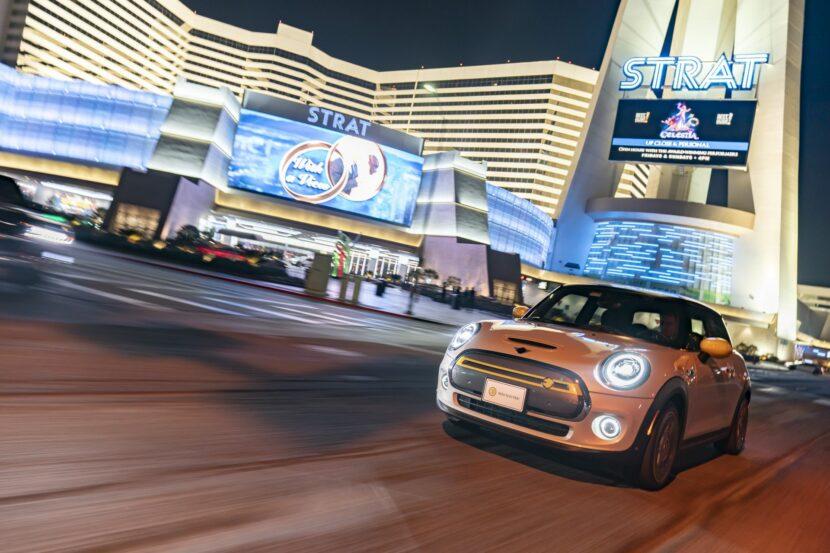 MINI Electric in Las Vegas 20 830x553