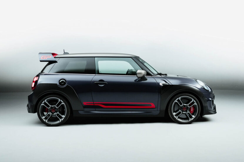 MINI John Cooper Works GP 15 830x553