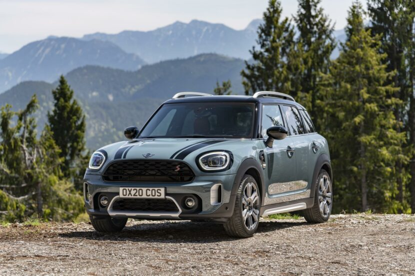 MINI cooper s Countryman Facelift 32 830x553