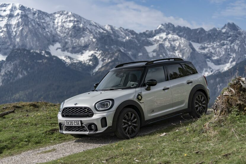 MINI cooper se Countryman Facelift 29 830x553