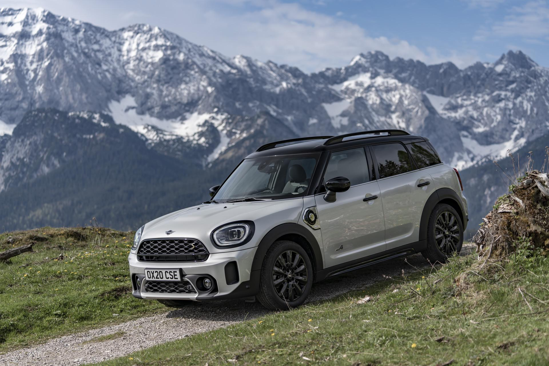 MINI Could get an even bigger SUV than the Countryman