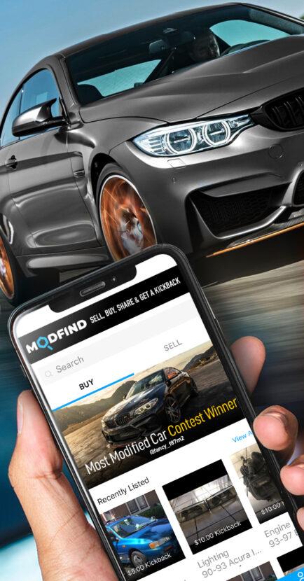 Mod BMW 4 434x830