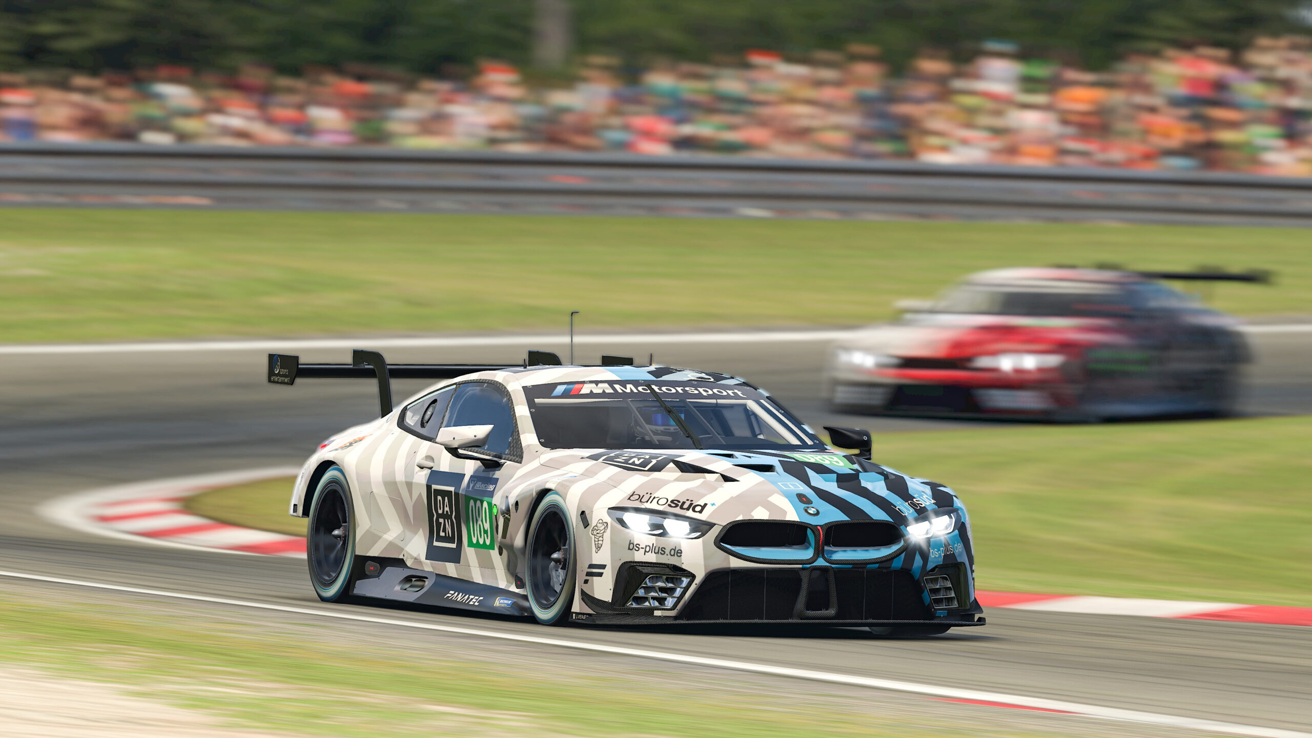 The BMW SIM Live Event now has two new names added to its line-up