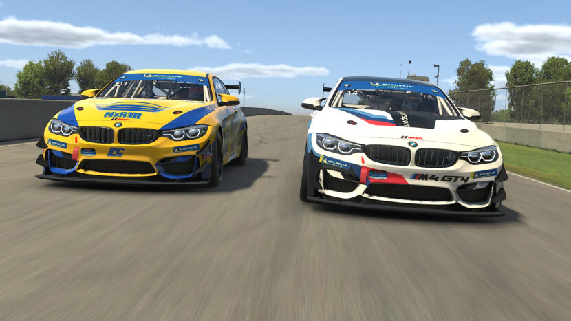 BMW M4 GT4 to enter sim-racing world this summer via iRacing platform