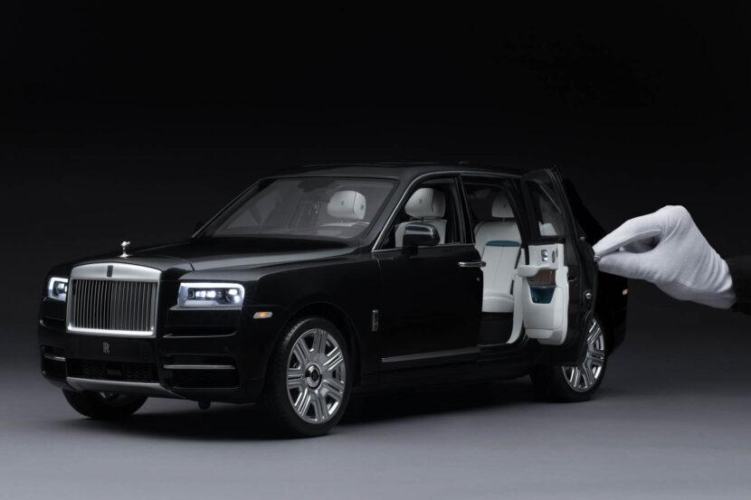 Rolls Royce Cullinan Replica 1 830x553