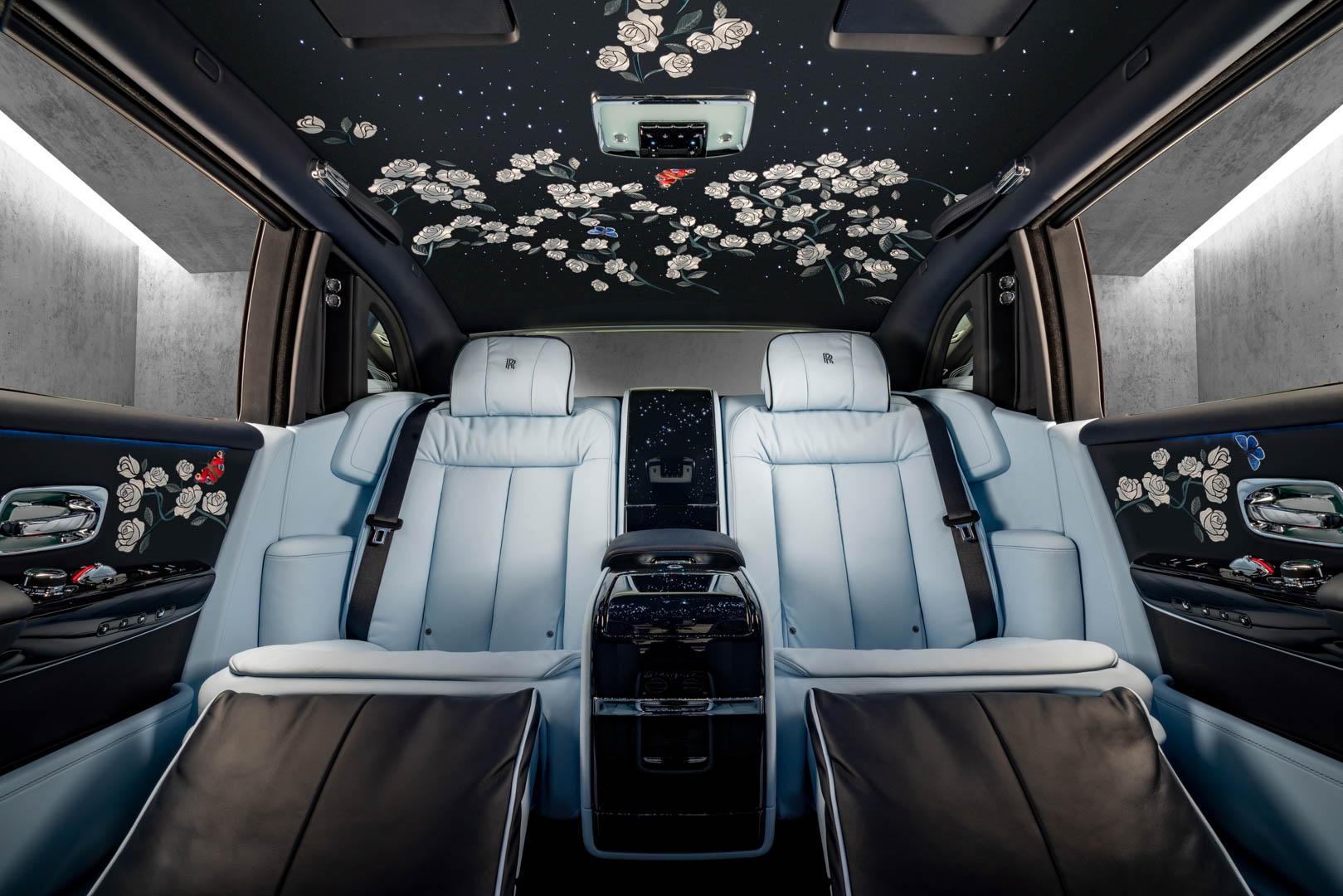 Rolls Royce Phantom Rose 18