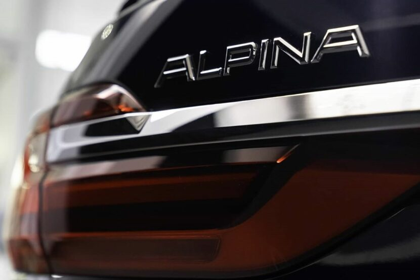 The All New BMW ALPINA XB7 Teaser 2 830x553