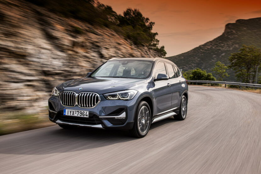 The All New BMW X1 xDrive25e F48 LCI Greece 62 830x553