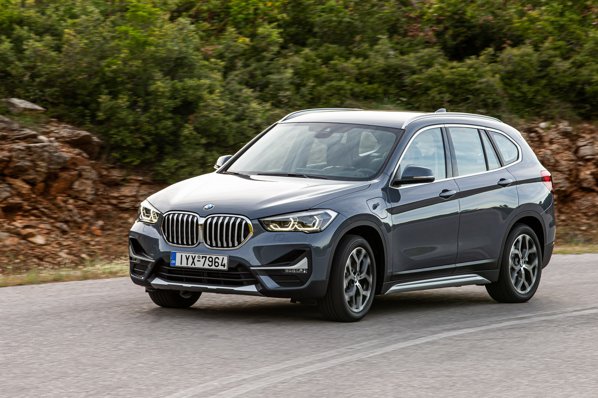 The All New BMW X1 xDrive25e F48 LCI Greece 77