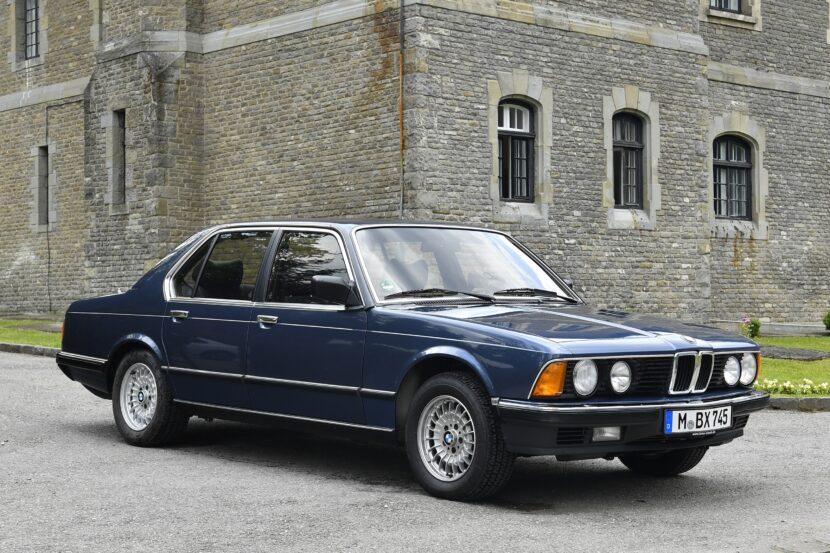 The BMW 745i E23 1 830x553