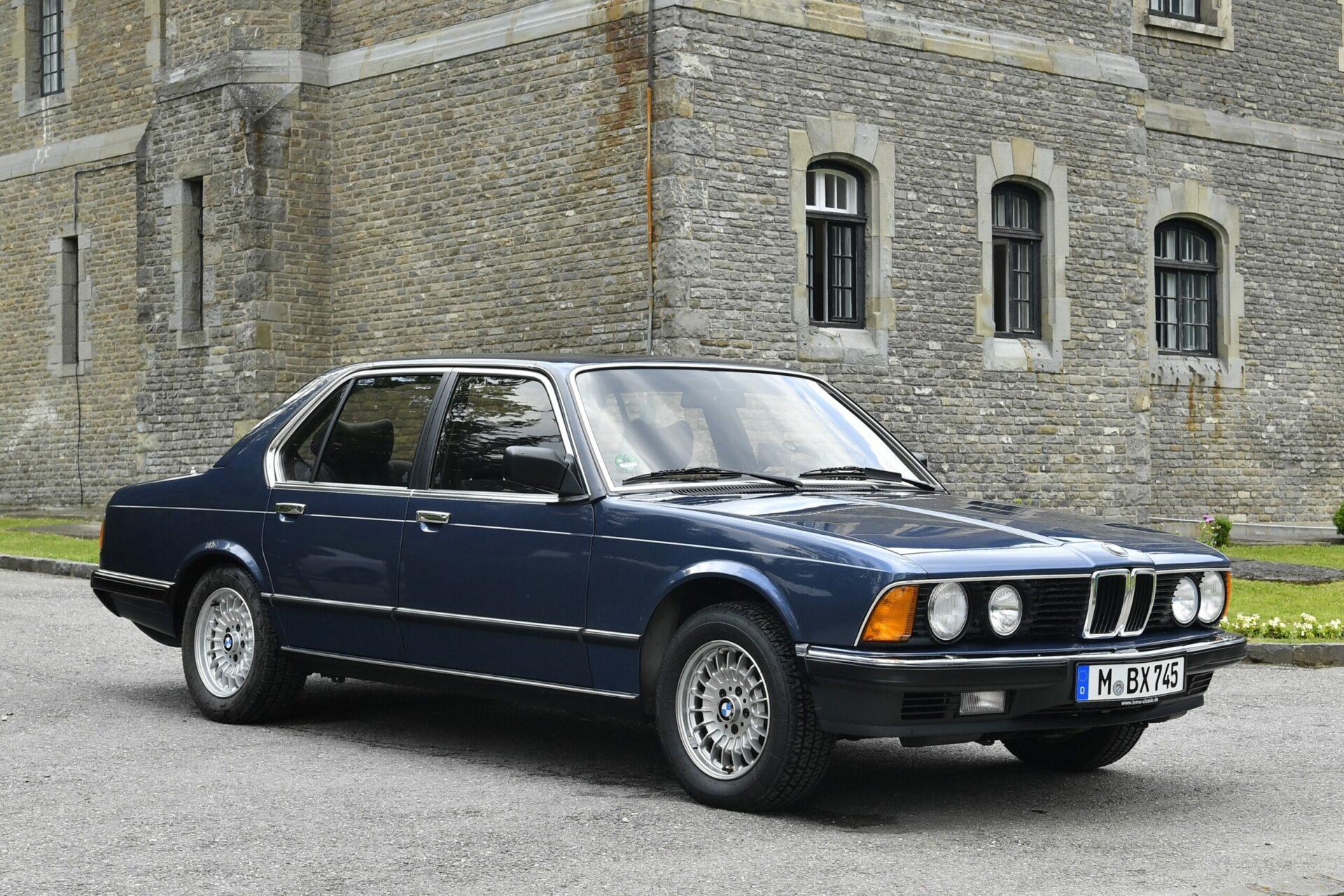 The BMW 745i E23 1 scaled e1588842450775