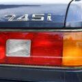 The BMW 745i E23 2 120x120