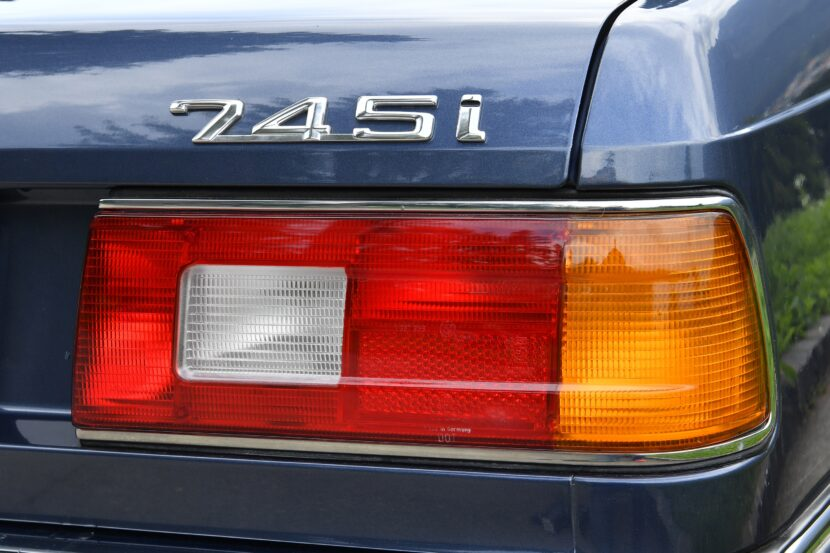 The BMW 745i E23 2 830x553