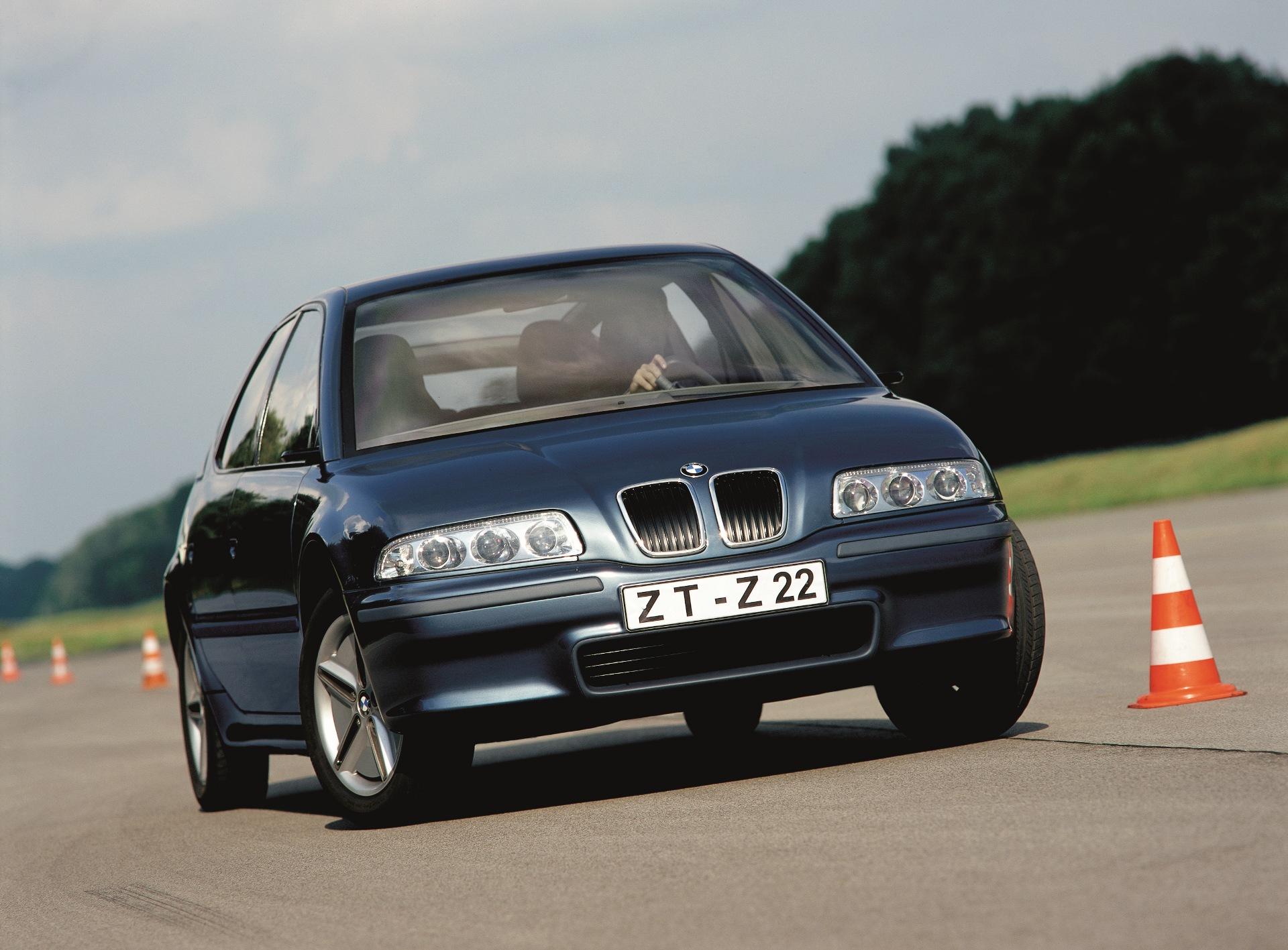 The BMW Z22 Concept Car 3