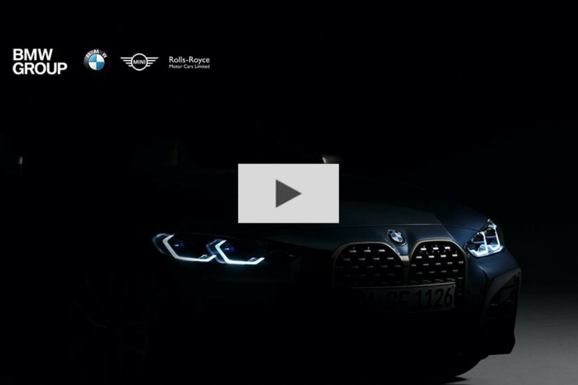 The New BMW 4 Series Coupe G22 Teaser 830x553